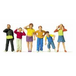 Niños. PREISER 65356