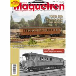 Revista Maquetren, nº 272. Octubre 2015