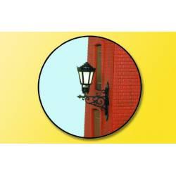 Wall park lamp.
