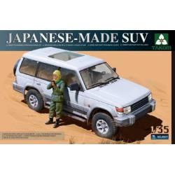 Todoterreno japonés.