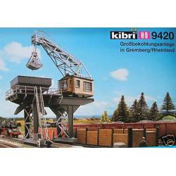 Grúa para carga de carbón. KIBRI 39420