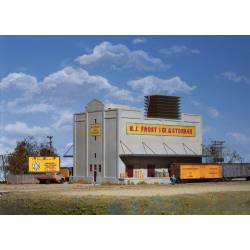 RJ Frost Ice & Storage. WALTHERS 933-3020