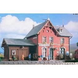 """Estación de tren """"Reichelsheim"""". KIBRI 39492"""