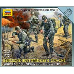 German sturmpioniere. ZVEZDA 6110