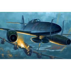 Messerschmitt Me262. HOBBY BOSS 80379