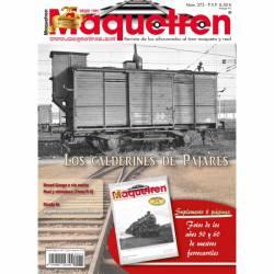 Revista Maquetren, nº 275. Enero 2016