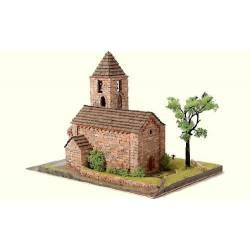 Iglesia de Sta. María de Cóll.