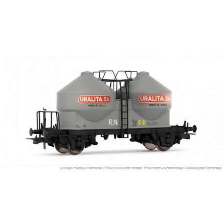 "Hopper wagon type Uc ""URALITA"". ELECTROTREN 5492"