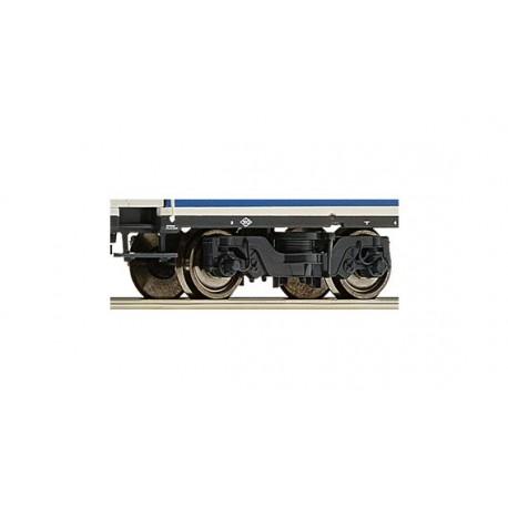 Bogie para coches 9000 de RENFE. ROCO 123209