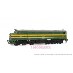 Locomotora diésel 318.002, RENFE.