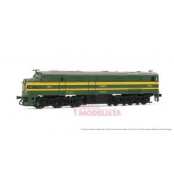 Locomotive diesel 318.002, RENFE.