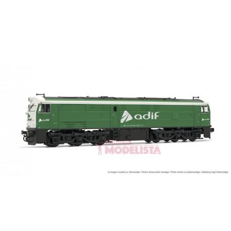 Locomotive diesel 321.051 Adif, RENFE. ELECTROTREN 3115