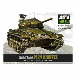 M24 Chaffee. AFV CLUB 35S84