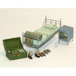 Barrack equipment. PLUS MODEL 395
