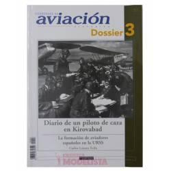 Cuadernos de Aviación: Dossier 3. Diario de un piloto en Kirovab