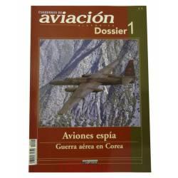 Cuadernos de Aviación: Dossier 1. Aviones espía