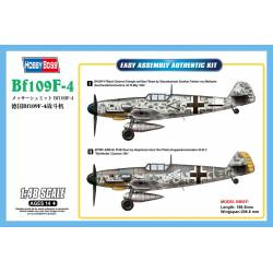 Bf 109 F4. HOBBY BOSS 81749