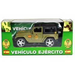 Jeep del Ejército.