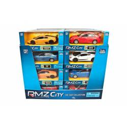 Vehículo surtido. RMZ CITY 27600