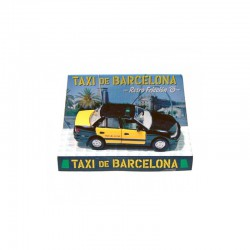 Taxi de Barcelona. DISTRIPLAY 02219