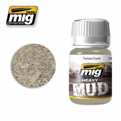 Mud: Turned earth. 35 ml. AMIG 1702