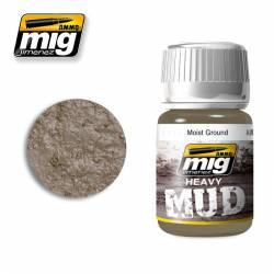 Mud: Moist ground. 35 ml. AMIG 1703
