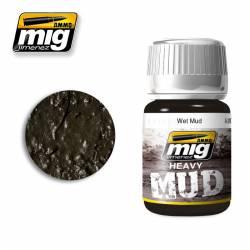 Mud: Wet mud. 35 ml. AMIG 1705