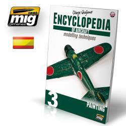 Enciclopedia modelismo de aviación. Vol.3: Pintura