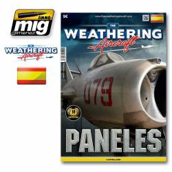 The Weathering Magazine Aircraft: Paneles. AMIG 5101