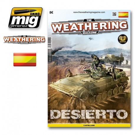 The Weathering Magazine #13: Desierto. AMIG 4012