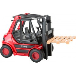 Forklift truck. WELLY 8593