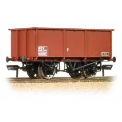Vagón abierto de bordes metálico. BACHMANN 37-279