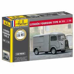 Citroën van Type H. HELLER 80768