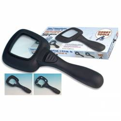 Magnifier with 6 Led. ARTESANIA LATINA 27025-1