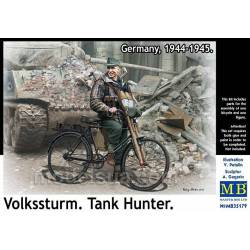 Volkssturm. Tank hunter. MASTER BOX 35179