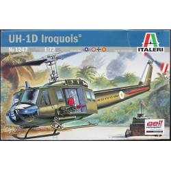 UH-1D Iroquois.
