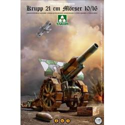 Krupp 21 cm Mörser 10/16.