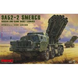 Russian Long-Range Rocket Launcher 9A52-2 Smerch. MENG SS-009