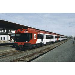 Automotor eléctrico RENFE 440R, Cercanías.