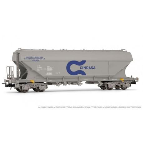 """Hopper wagon """"CINDASA"""". ELECTROTREN 8017"""