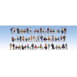 Mega figures set. NOCH 16070