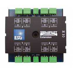 SwitchPilot Extension, 4 salidas. ESU 51801