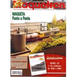 Revista Maquetren, nº 276. Febrero 2016