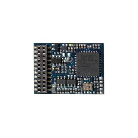 Decoder 21 pins para la 7700 RENFE. ESU ER301/7700