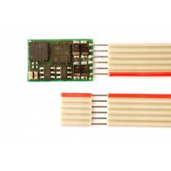 Decoder, 6-pin direct plug, 1.0A. DH10C-1