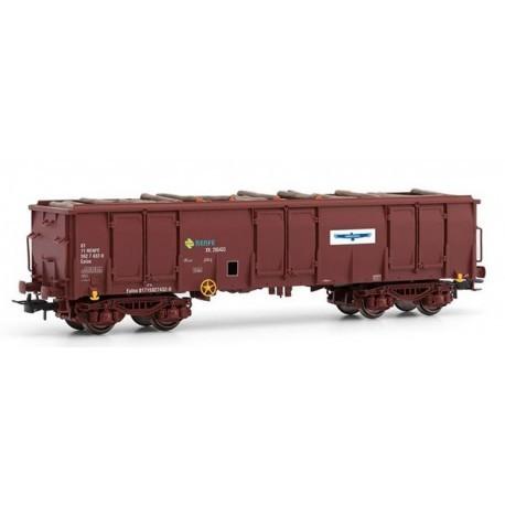 "Ealos wagon ""Torras Papel"", RENFE. ELECTROTREN 5386"