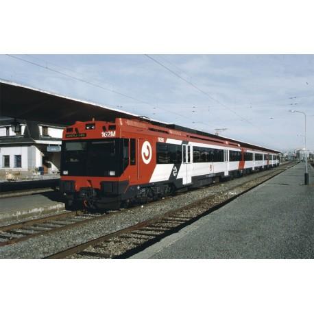 Electric railcar 440R RENFE, Cercanías. ELECTROTREN 3611D