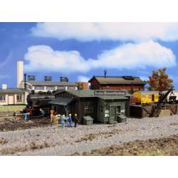 Coal and fuel depot. VOLLMER 47554