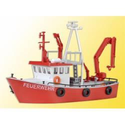 Barco de extinción de incendios. KIBRI 39154
