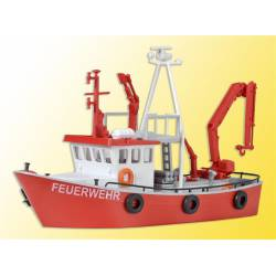 Fire fighting boat. KIBRI 39154